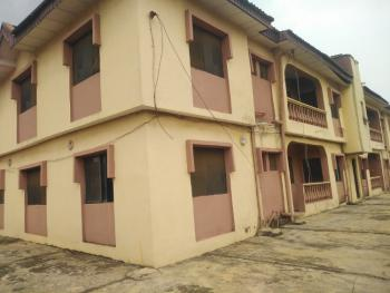 House Consist of Eight Numbers of Flat with C of O, Igando, Alimosho, Lagos, Block of Flats for Sale