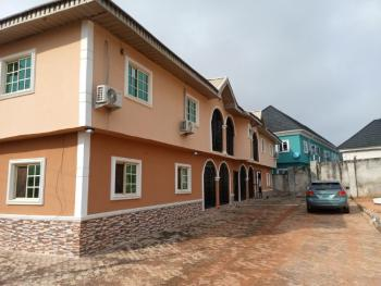 Nice 3 Bedrooms Flat., Off Abuja Quarters Road, Gra., Benin, Oredo, Edo, Flat for Rent