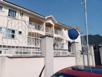 3 Bedrooms Flat, with Vacancy Upstairs., Off 1st Ugbor By Mat Ice., Benin, Oredo, Edo, Flat for Rent