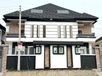 Top-notch 4 Bedroom Semi Detached Duplex with Ample Parking Space, Lekki County Homes, Ikota, Lekki, Lagos, Semi-detached Duplex for Sale