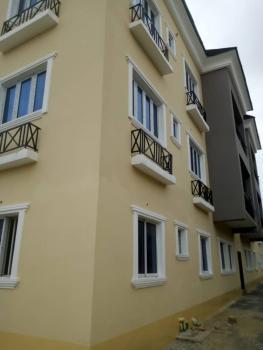 a Luxury  3 Bedroom Service Flat in a Beautiful Estate, Ikota Villa, Ikota, Lekki, Lagos, Block of Flats for Sale
