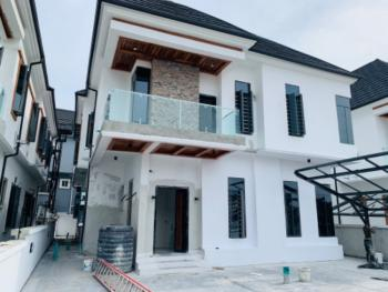 Newly Built Luxury 5 Bedroom Fully Detached Duplex Plus Bq, Cose to Cnl , Ikota After The Second Toll Gate, Lekki, Lagos, Detached Duplex for Sale