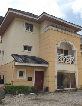 4 Bedroom Detached House with a Bq in a Secure Neighbourhood, Dideolu Estate, Victoria Island (vi), Lagos, Detached Duplex for Sale