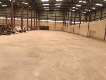 1000 Sqm of Ware House, Oregun, Ikeja, Lagos, Warehouse for Rent