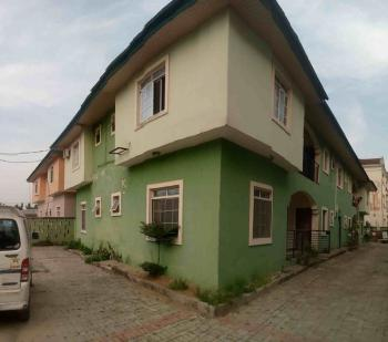 Nice 3 Bedrooms Flat, Close to Sangotedo Market, Sangotedo, Ajah, Lagos, Flat for Rent
