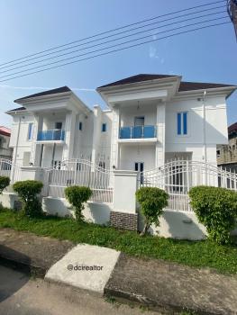 White House Massive 5 Bedroom Semi-detached Duplex with Bq, By Shoprite, Sangotedo, Ajah, Lagos, Semi-detached Duplex for Sale