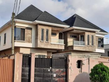 Brand New 5 Bedroom Fully Detached House with a Room Bq, Gra, Ogudu, Lagos, Detached Duplex for Sale
