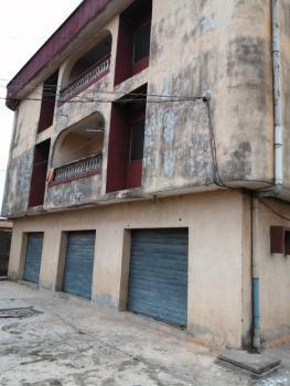 Block of Five Flats with Warehouse, Gafaru Street, Ikotun, Lagos, House for Sale