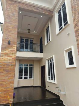 Newly Built 5 Bedroom Semi Detached Duplex with a Room Bq, Maplewood Estate, Oko-oba, Agege, Lagos, Semi-detached Duplex for Sale