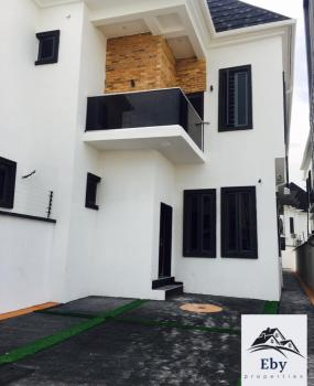 Newly Built 4 Bedroom Semi Detached Duplex with Bq, Ikota, Lekki, Lagos, Semi-detached Duplex for Rent