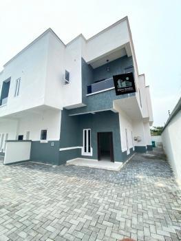 Lovely 3 Bedroom Semi Detached Duplex with 1 Bq, 2nd Toll Gate, Orchid Road, Ikota, Lekki, Lagos, Semi-detached Duplex for Rent
