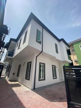 5 Bedroom Fully Detached Duplex with a Room Bq, Agungi, Lekki, Lagos, Detached Duplex for Rent