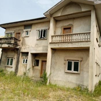 5 Bedroom Detached Duplex (carcass) with 2 Room Bq, Eleganza Gardens, Opposite Vgc, Lekki Expressway, Lekki, Lagos, Detached Duplex for Sale