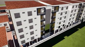 Block of Flats for Investment, Adjacent Luxe Suites Hotel, Ilasan, Lekki, Lagos, Block of Flats for Sale