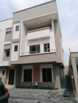 Lovely 4 Bedroom Semi-detached Town House, Victoria Island (vi), Lagos, Semi-detached Duplex for Rent