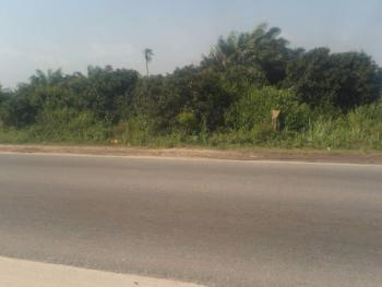 20 Acres of Dry Land Facing The Express, Besides Alaro City, Epe, Lagos, Mixed-use Land for Sale