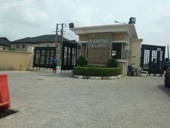 Serviced 650 Sqm Plot, Diamond Estate, Sangotedo, Ajah, Lagos, Residential Land for Sale
