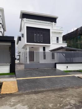 Beautiful 5 Bedrooms Detached Duplex with Swinming Pool, Pinnock Beach Estate, Osapa, Lekki, Lagos, Detached Duplex for Sale