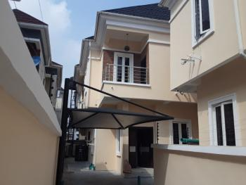 Spacious 4 Bedroom Semi Detached Duplex with Bq, Chevron, Lekki Phase 2, Lekki, Lagos, Semi-detached Duplex for Sale
