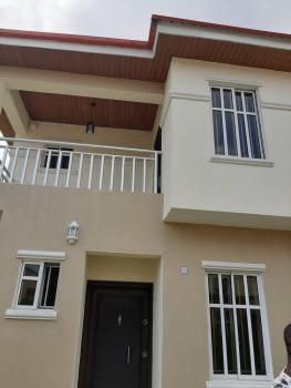 Tastefully Built 4 Bedroom Duplex with a Bq, Crown Estate, Sangotedo, Ajah, Lagos, Semi-detached Duplex for Rent