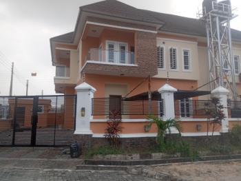 Luxury 4 Bedroom Semi Detached Duplex with a Room Bq., Ologolo, Lekki, Lagos, Semi-detached Duplex for Rent