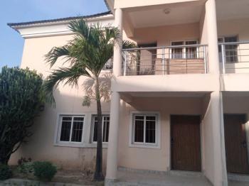 Clean 4 Bedroom Terraced Duplex with a Bq, Garki, Abuja, Terraced Duplex for Rent