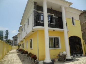 Newly Built Well Furnished 2 Bedroom, Chevron Way, Ologolo, Lekki, Lagos, Detached Duplex for Sale