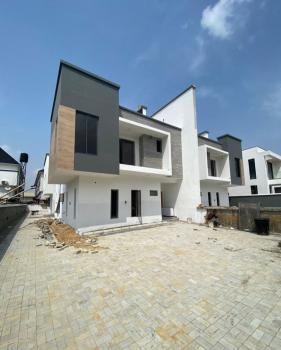 4 Bedroom Semi Detached Duplex with Bq, Lekki County Homes, Ikota, Lekki, Lagos, Semi-detached Duplex for Sale