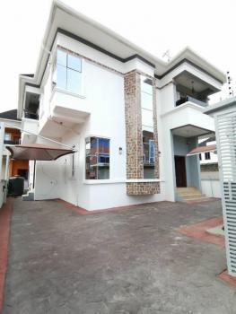 Newlt Built 4 Bedroom Fully Detached Duplex, Osapa, Lekki, Lagos, Detached Duplex for Sale
