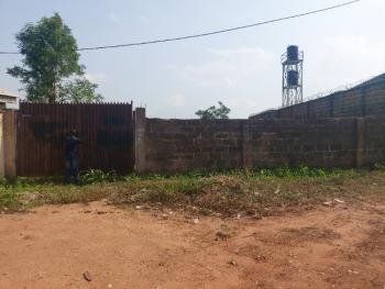 3 and Half Plots of Land (fenced with Gate), Oke Mosan, Close to Governors Office, Opposite Obasanjo Hilltop Estate, Abeokuta North, Ogun, Mixed-use Land for Sale