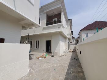 Newly Built and Well Finished 4 Bedroom Duplex with Bq, Tulip Haven Estate Chevron Drive Chevron, Lekki, Lagos, Detached Duplex for Sale