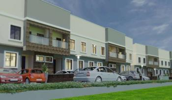 4 Bedroom Terrace Apartments, Lakowe, Ibeju Lekki, Lagos, Terraced Duplex for Sale