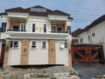 Newly Built and Well Finished 4 Bedroom Semi-detached Duplex with Bq, Ikota Villa Estate, Ikota, Lekki, Lagos, Semi-detached Duplex for Sale