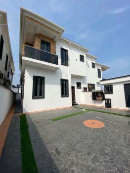 Sweet 4 Bedroom Duplex, Ikota, Lekki, Lagos, Semi-detached Duplex for Rent