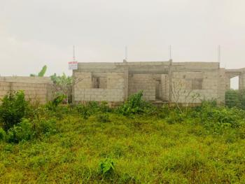 3 Bedrooms Detached Bungalow on 2 Plots, Off Eneka - Igwuruta Road By Charles Dale Mem. International College, Port Harcourt, Rivers, Detached Bungalow for Sale
