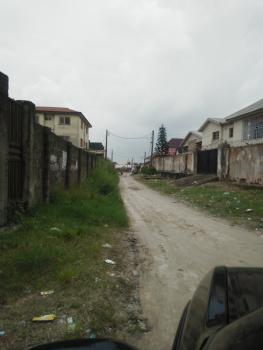 2 Plots of Land, University View Estate, Sangotedo, Ajah, Lagos, Residential Land for Sale