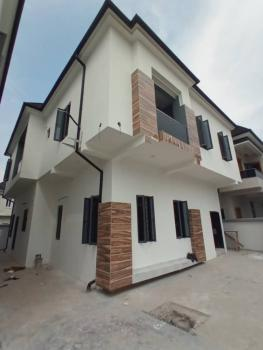 Newly Built 4 Bedroom Fully Detached with Bq, Chevron Drive, Lekki, Lagos, Detached Duplex for Sale