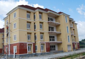 Brand New Three Bedrooms Apartment, Paradise Hills Estate, Guzape District, Abuja, Block of Flats for Sale
