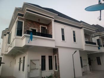 Newly Built 4 Bedroom Semi Detached Duplex with Bqn an Estate, 2nd Toll Gate, Lekki Phase 2, Lekki, Lagos, Semi-detached Duplex for Sale