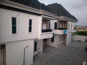Newly Built 4 Bedroom Semi Detached Duplex in an Estate, 2nd Toll Gate, Lekki Phase 2, Lekki, Lagos, Semi-detached Duplex for Rent