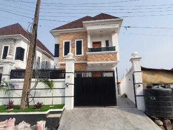 Elegant 4 Bedroom Detached House with Bq, Osapa, Lekki, Lagos, Detached Duplex for Sale