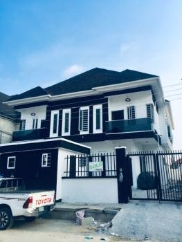 Standard 4 Bedroom Duplex, Osapa, Lekki, Lagos, Semi-detached Duplex for Rent