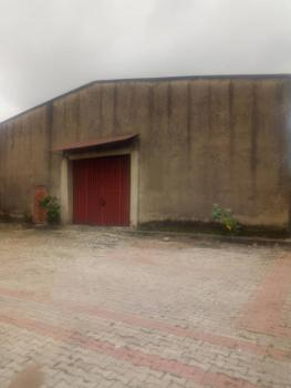 a Standard Big 3 Warehouses  with Offices on 8,000 Square Meter, Industrial Estate Area, Gra Ibadan, Oluyole, Oyo, Warehouse for Sale