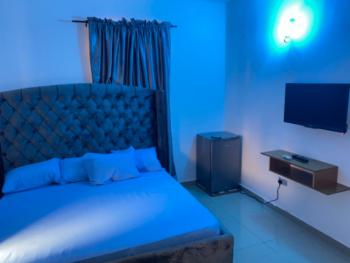Furnished Studio Room, Chevron Drive, Lekki, Lagos, Self Contained (single Rooms) Short Let