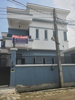 New and Well Finished 4bedroom Duplex with Bq, Divine Homes Gra Thomas Estate Ajah Lagos, Ajah, Lagos, Detached Duplex for Sale