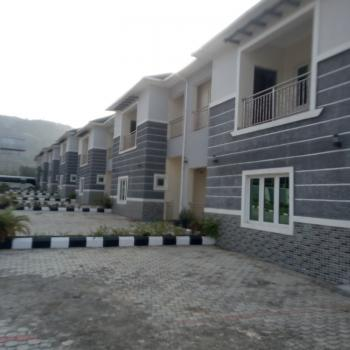 Brand New Service 4 Bedroom Terrace House with a Room Bq, Katampe Extension, Katampe, Abuja, Flat for Rent