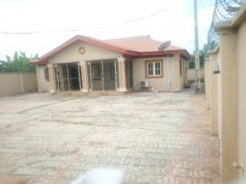 Luxury 3 Bedroom Bungalow + Bq, Lotto Road, Mowe Town, Ogun, Detached Bungalow for Sale