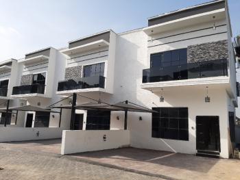 Newly Built 4 Bedroom Duplex, Behind Megachicken, Ikota, Lekki, Lagos, Semi-detached Duplex for Sale