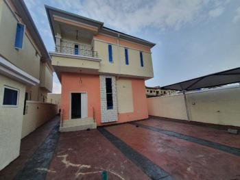 Cozy 4 Bedroom Detached House with Bq, Ajah, Lagos, Detached Duplex for Sale