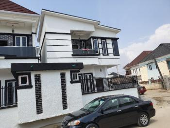 Well Finished 4 Bedroom Detached House with Bq, Ajah, Lagos, Detached Duplex for Sale